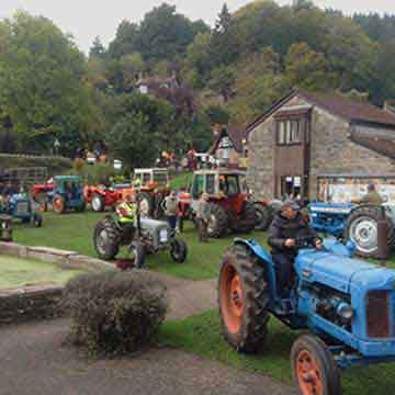 tractor festival line up in event highlight