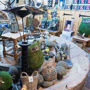 cider press garden ware and ornaments