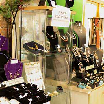 wye valley crafts jewellery collection
