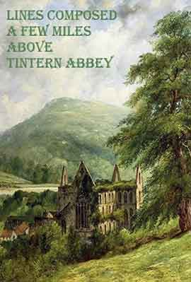 book of Wordsworths poetry inspired by Tintern Abbey