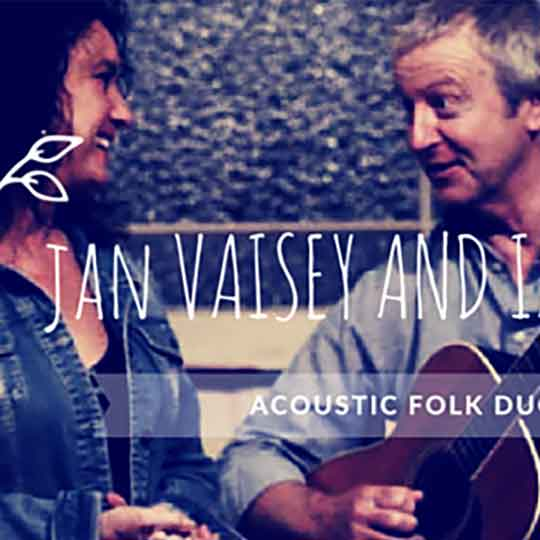 Vaisey Harvey Acoustic Folk Duo and Soft Rock